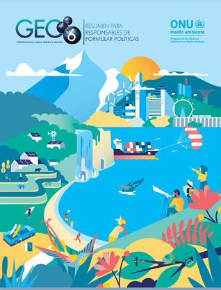 UNEP GEO-6 Summary for Policymakers Spanish